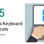 25 Windows Keyboard Shortcuts Keys & Tricks