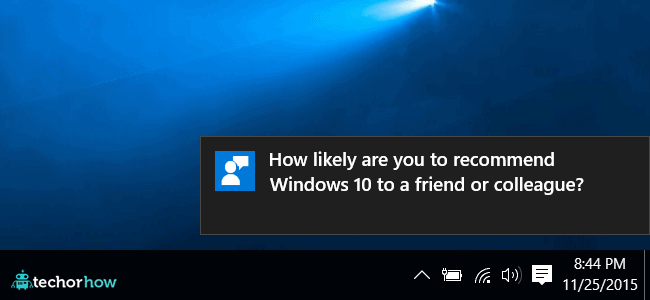 How To Stop Windows 10 Asking Feedback in 2020