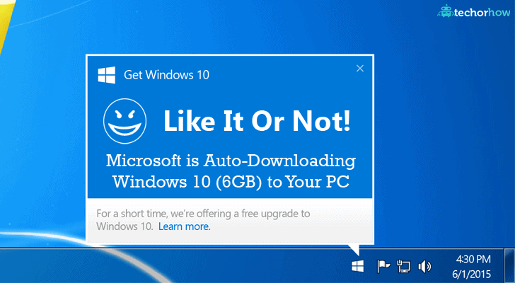 windows10-auto-download