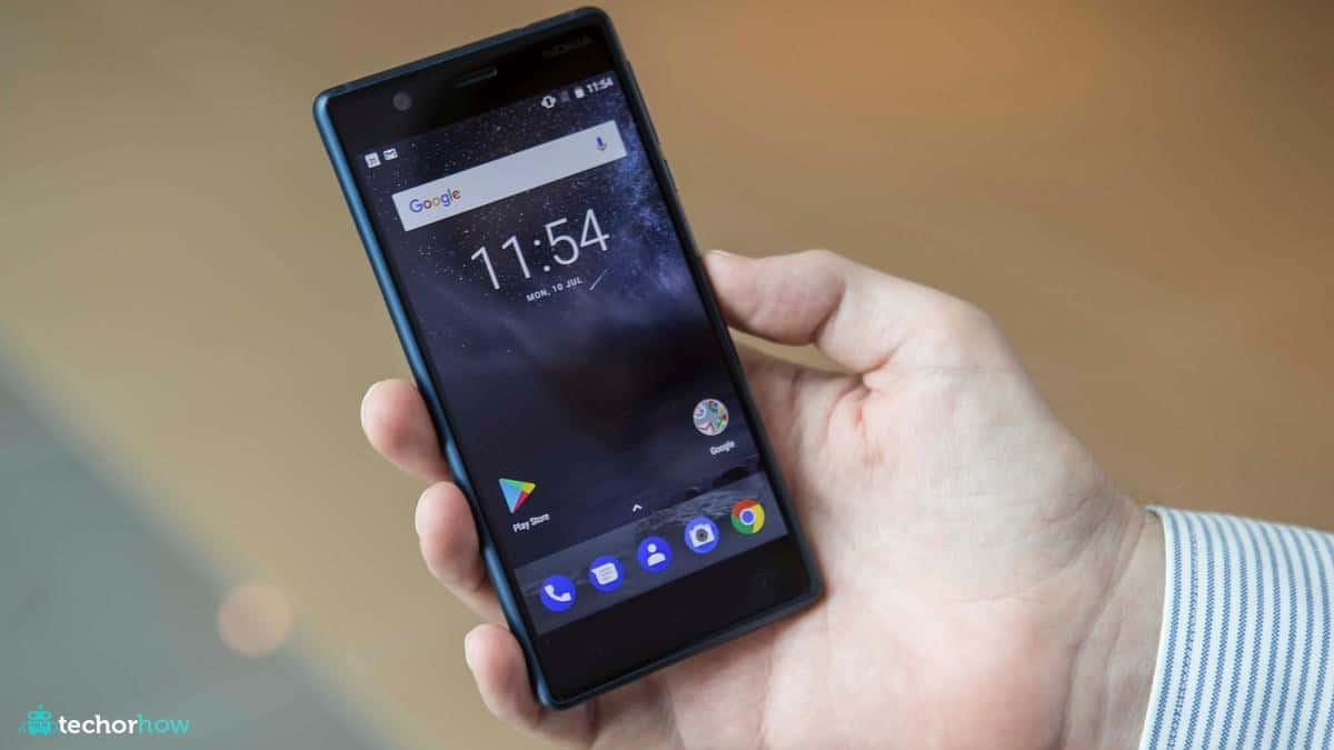 Finally Nokia 3 Available In Indian Retailer Stores
