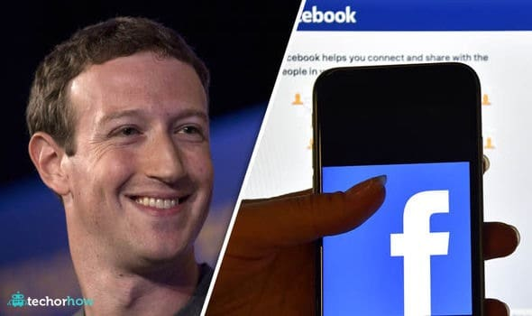 Facebook-CEO-Mark-Zuckerberg-and-Facebook-logos-731629
