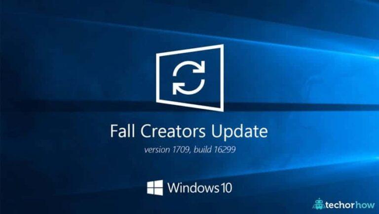 Windows 10 Fall Creators Update: 10 new features