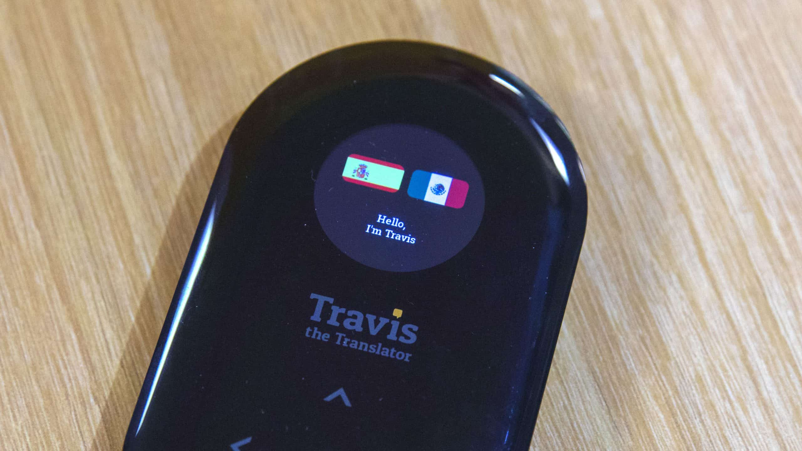 CES 2018 : Travis Is Capable To Translate 80 Languages
