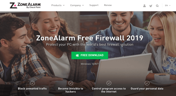 7 Best Windows Firewall for Windows 10/8/7 PC (Free) 2019