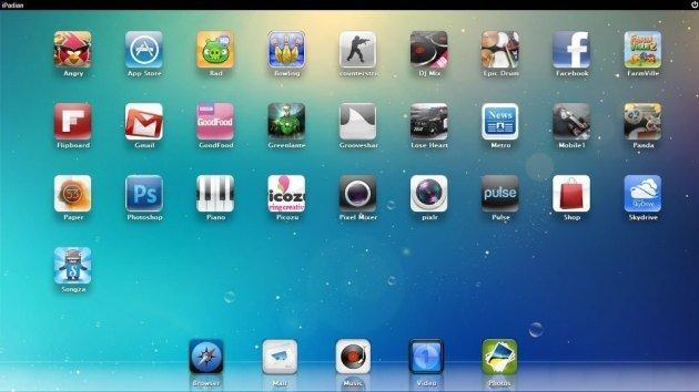 Air Phone - Apple Emulator for Windows PC