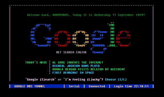 Google Terminal Prank 2020