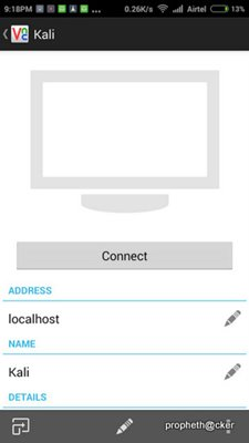 VNC Viewer Android App
