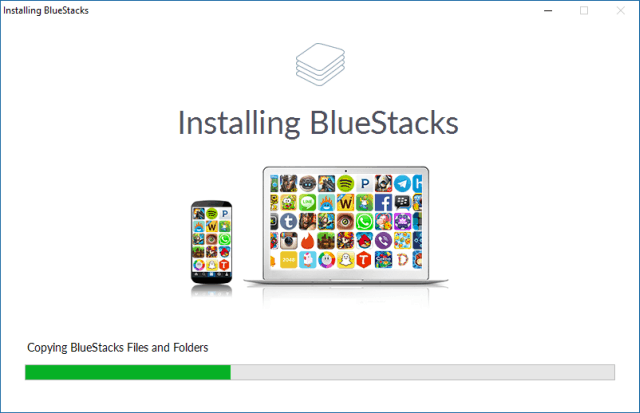 Install Bluestacks on Windows 10 PC