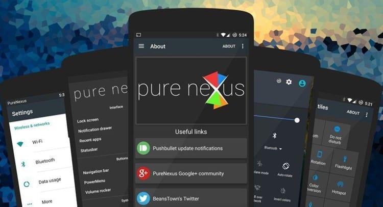 Pure-Nexus-ROM