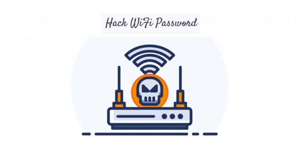 How to Hack WiFi Password on Laptop