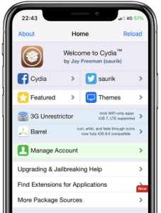Cydia: Download iMessage for Windows PC