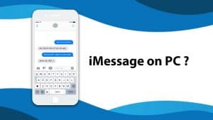 How to Get iMessage on Windows 10 PC