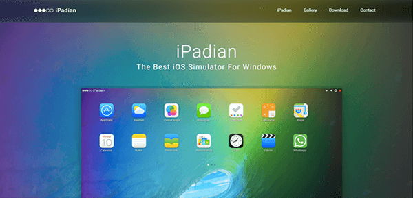 Download iPadian Emulator for Windows PC