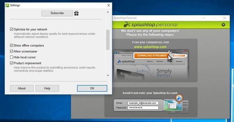 Splashtop - Remote Management Tool