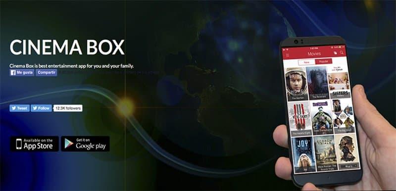 Cinemabox - Showbox Alternative