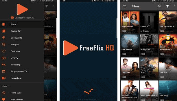 Freeflix - Stream Movie and Shows