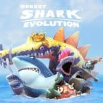 Duwnload Hungry Shark Evolution Mod APK 7.4.0 Unlimited Money
