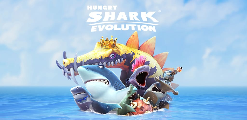 Download Hungry Shark Evolution Hack APK 7.4.0 [Unlimited Money/Gems]