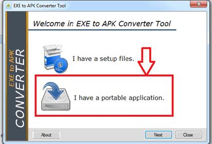 Download exe to apk converter