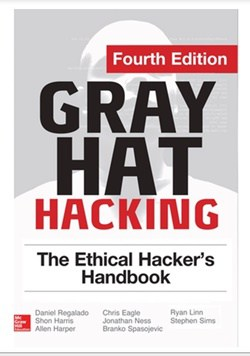 Gray Hat Hacking - Illegal Hacking Books