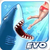 Hungry Shark Evolution Mod APK 7.4.0