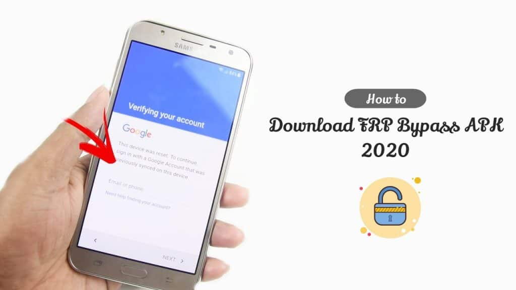 Download FRP Bypass APK Latest Version 2020 | Google Account Bypass