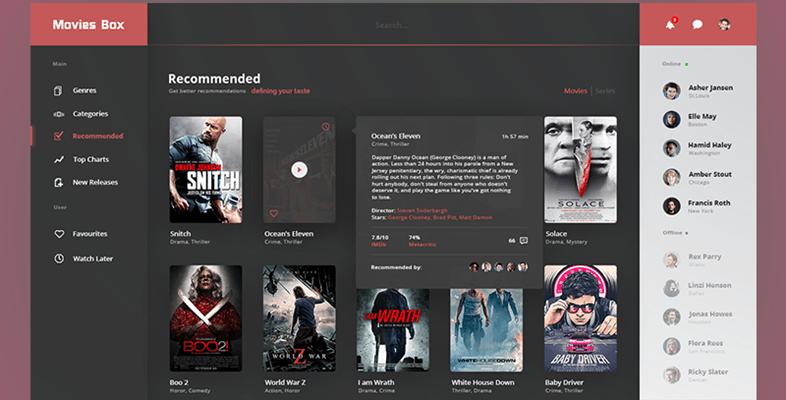 Moviesbox - Watch Movies Online