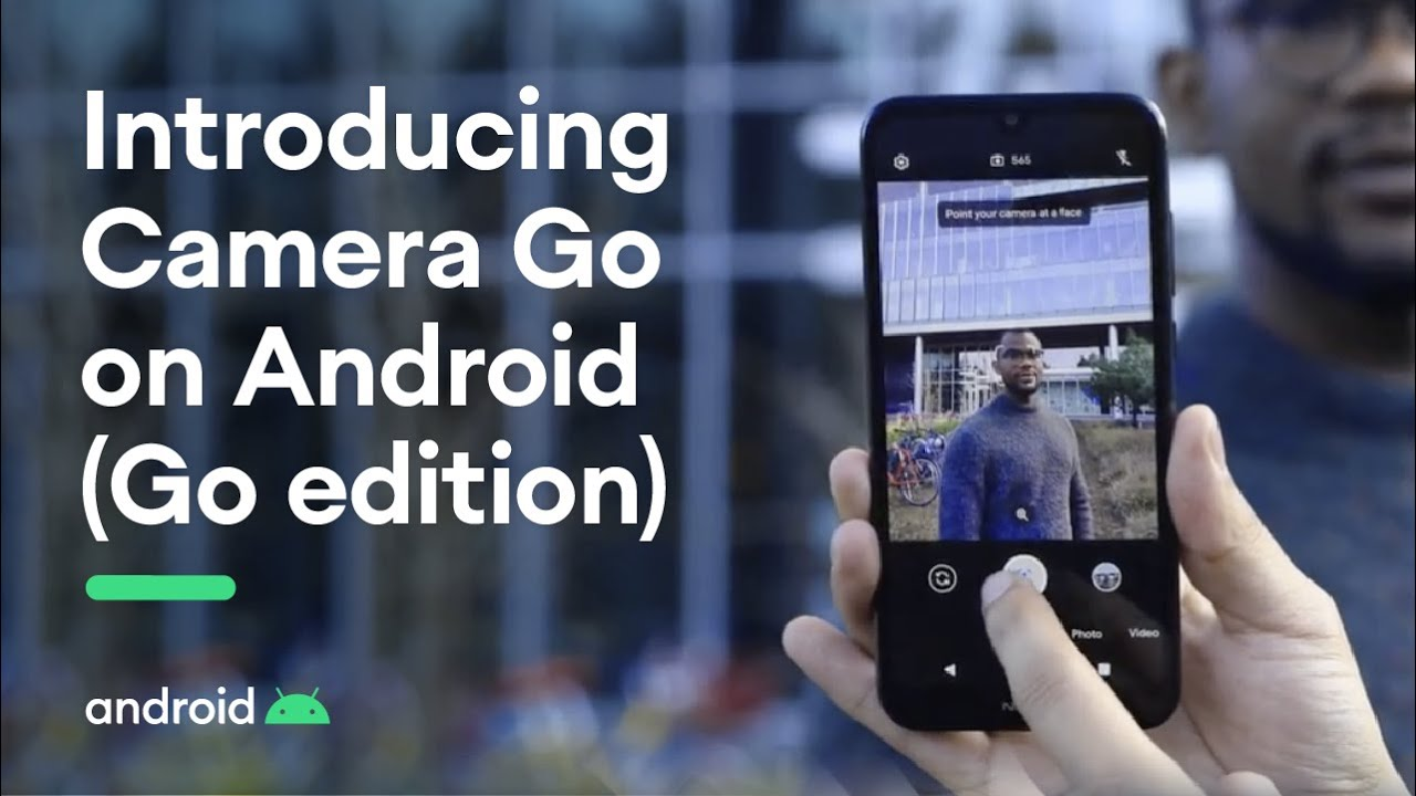 Download Google Camera Go APK 1.0.5 for All Android Device