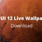 MIUI 12 Super Live Wallpaper APK