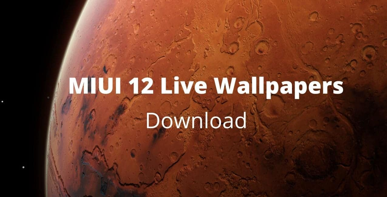 Download MIUI 12 Super Wallpaper APK on Any Android Device