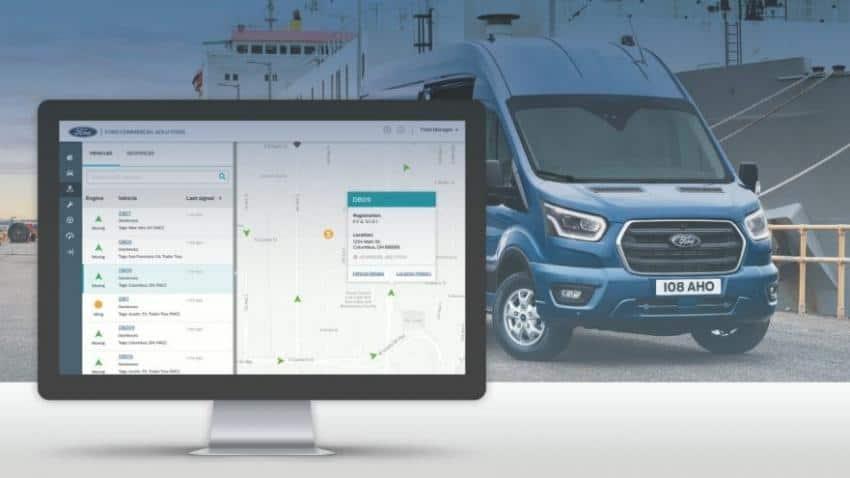 Ford Telematics | Vehicle Telematics | Fleet Telematics
