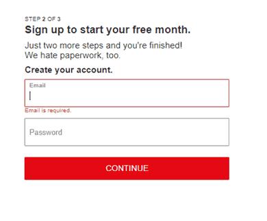 Get Netflix Premium for Free