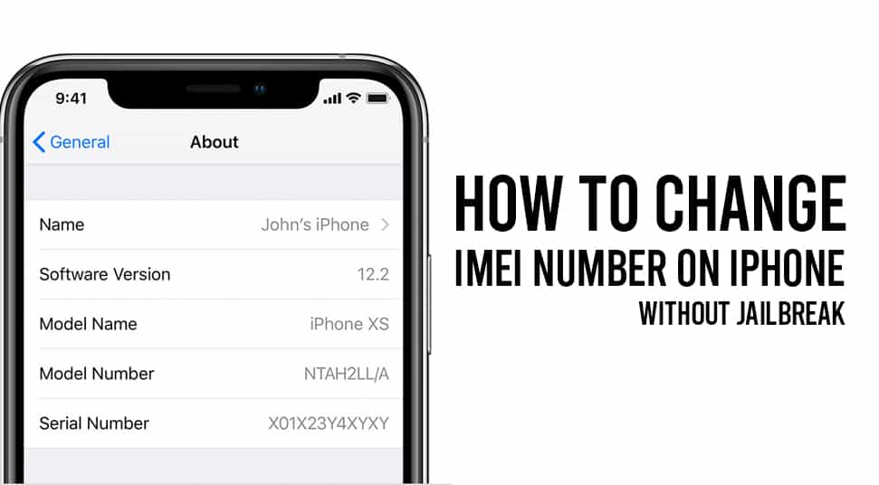 How to Change IMEI Number of iPhone (Without Jailbreak)