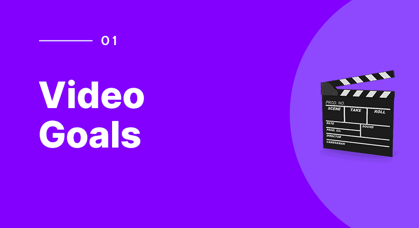 Video Marketing goals