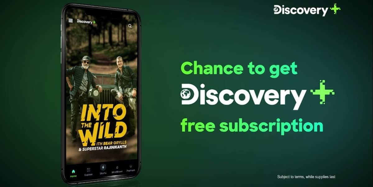 How to Get Discovery Plus Premium Accounts for Free in 2021