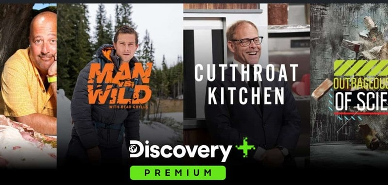 How to Get Discovery Plus Premium Accounts for Free 2021