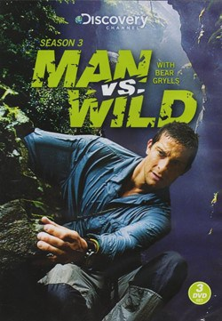 Man vs Wild - Discovery