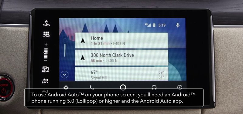 Android Auto Communication Error