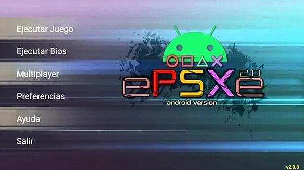 EPSX PS3 Emulator