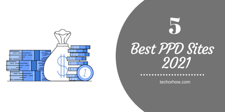 5 Best PPD Sites (Pay Per Download Without Survey) 2021