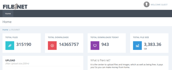 File4Net - PPD Network